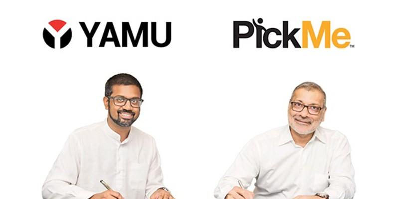 PickMe acquires Yamu