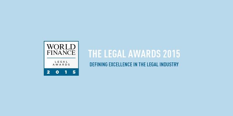 Winner of World Finance Best Capital Markets Firm, Sri Lanka 2015 Award